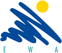 EWA – European Waterpark Association e.V. Logo